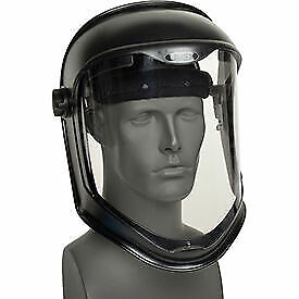 Uvex Bionic x2122 Face Shield W Suspension S8500 Uncoated Visor 1 Each
