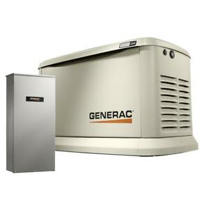 Generac 7043 Guardian Series 70432 22kw 19 5kw Air Cooled Home Standby Gener