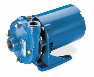 Goulds Water Technology 120 240vac Open Dripproof Centrifugal Pump 1 phase
