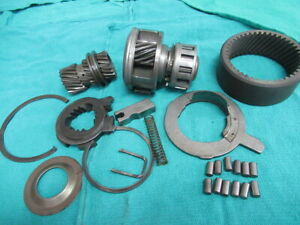 R10 Overdrive Complete Gear Set Ford Amc gm Studebaker Jeep Used