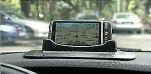 Car Dashboard Phone Holder Pad Anti Slip Sticky Stand Universal For Gps Branded