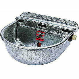 Galvanized Steel Automatic Stock Waterer 1 Each