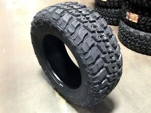 4 35x12 50r17 Federal Couragia M T Mud Tires 35125017 R17 1250r Mt 10ply