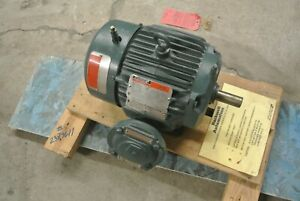Reliance Electric Motor Id 6727008 L001 Lg Hp 5 Inverter Duty 460v new