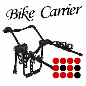 Fit 03 11 Bmw Rear Trunk Bicycle Mount 3 Bike Triple Rack Attachment Car Carrier