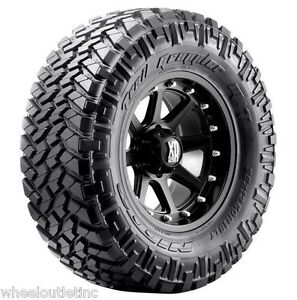 4 New Lt 285 55r22 Nitto Trail Grappler Mt Tires 124q Lre 285 55 22 205 900