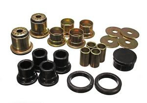Suspension Control Arm Bushing Kit Nova Front Fits 1962 Chevrolet Chevy Ii
