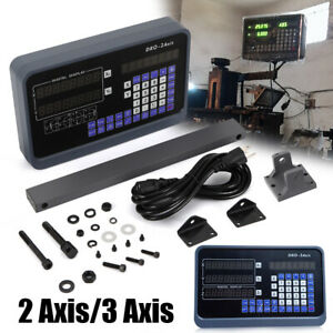 2 Axis 3 Axis Digital Readout Linear Scale Dro Display Cnc Milling Lathe Encoder