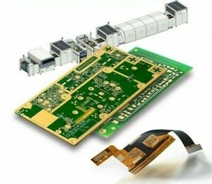 Double Sided Pcb Prototype Board Pcb Prototyping Board Printed Circuit Board New