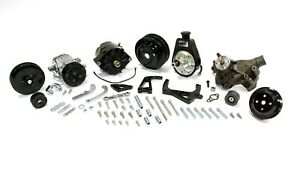 March Performance Small Block Chevy Sport Track Pulley Kit P N 21690 08