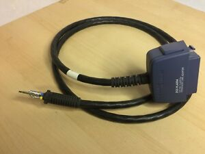 Fluke Networks Dsx pla004 Cat 6a Permanent Link Adapter Cable For Parts Versive