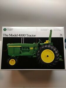 John Deere Precision Classic Model 4000 Tractor With Roll Bar No 5684 5