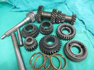 Saginaw 4 Speed Complete Gear Set Used 2 Line 29 23 19 15 15