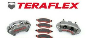Teraflex 4303500 Big Brake Kit For 2007 2018 Jeep Wrangler Jk