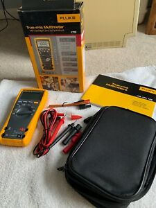 Fluke 179 True Rms Digital Multimeter Excellent Condition