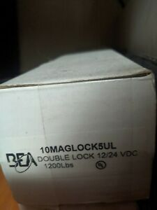 Bea Inc 10maglock5ul Maglock Double Surface Mount 1 Ampere At 12 Volt Dc