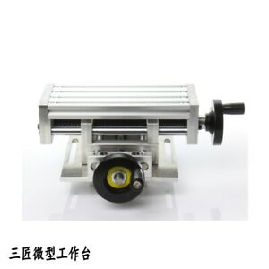 New Working Table Cross Sliding X y Axis For Lathe Bench Drill m_m_s