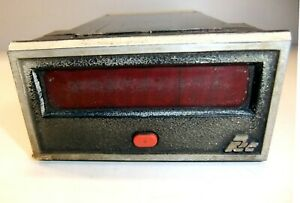 Red Lion Controls Aplt0600 Totalizer