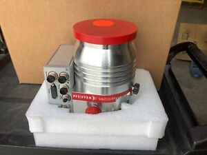 Pfeiffer Hipace 300 Turbo Vacuum Pump Dn 100 Iso k With Tc400 Nos