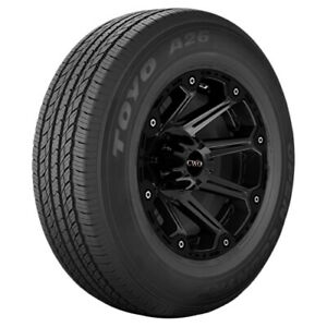 4 p265 70r18 Toyo Open Country A26 114s Sl 4 Ply Black Sidewal Tires