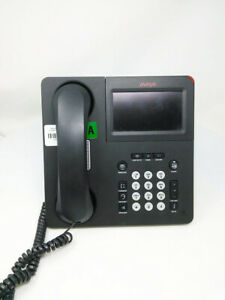 Avaya 9641g Digital Ip Voip Phone With Handset And Stand 700480627