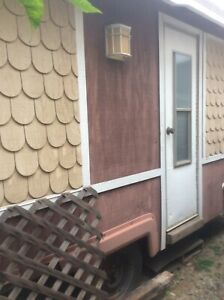 Tiny House travel Trailer Rv camper tiny House On Wheels mobile Office