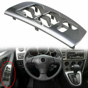 Fit For 2003 2008 Pontiac Vibe Window Switch Bezel Left Power For Gm 88970397
