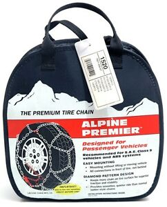 Laclede Alpine Premier 1520 les Schwab 1520 s Diamond Pattern Tire Chains