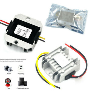 Car Radio Speaker 5 32v To 12v 3a Dc Voltage Regulator Stabilizer Converter