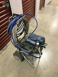 Graco Finish Pro Ii 395 Air assisted airless Sprayer