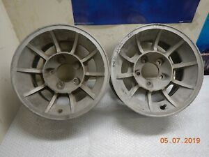 Vintage 14x7 Dukes Hazzard Vector Wheels 5 On 4 1 2 Mopar Dodge Plymouth Ford