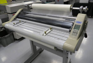 Gbc Discovery 80 31 Roll Laminator Lamination Stand Warranty Seal Ledco D