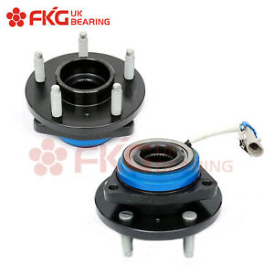 2 Front Wheel Bearing For Pontiac Grand Prix Buick Regal Cadillac Deville 513121