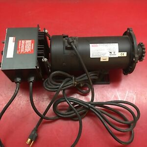 Dayton 1f800 Permanent Magnic Motor With Dc Adjustable Speed Control