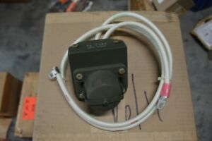Military 2 Pin Slave Port Receptacle 72 5984 Mep 002a 003a Diesel Generator New