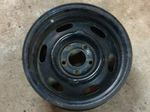 Dodge Plymouth Pk41 15 X 7 Police Pursuit Slotted Wheel 1977 78 79 80 4 5 X 5