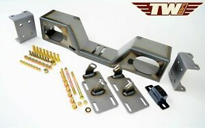 1973 1987 Ls Swap Kit Engine Conversion Motor Mounts Crossmember Kit C10 C20