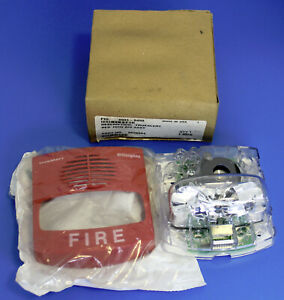 New Simplex 4903 9450 Horn Strobe P n 0626604 For Fire Alarm Service