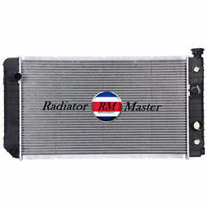 681 Radiator For Chevy S10 Blazer Gmc S15 Jimmy Sonoma Syclone Bravada 4 3 V6