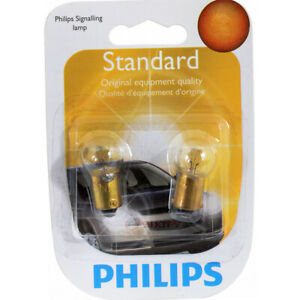 Philips Front Side Marker Light Bulb For Triumph Tr6 Spitfire 1969 1979 Uy