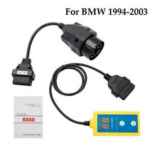 B800 Car Airbag Scan Reset Srs Reset Scanner Odb 2 Diagnostic Tool For Bmw 20pin