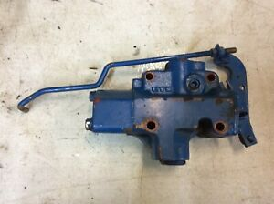 1993 1998 Ford New Holland 1210 1215 1220 Tractor Hydraulic Valve