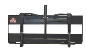 Category 1 Front Mount Skid Steer Quick Hitch For 3 Point Implements