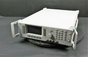 Anritsu 68369a nv 10 Mhz To 40 Ghz Synthesized Signal Generator