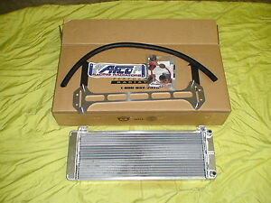 Double Pass Afco Heat Exchanger Intercooler Supercharged 99 04 F 150 Lightning