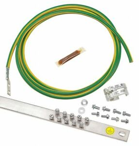 Panduit Tin plated Copper Grounding Jumper Wire Kit Ground Wire Included 1