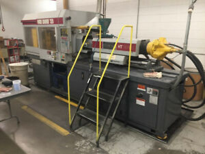 Van Dorn demag 120ht6 120 Ton 6 Oz Injection Molding Machine 11078