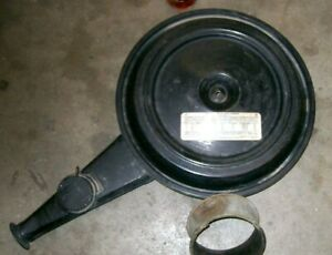 73 77 Chevy Gmc Truck 4 Bbl Air Cleaner Assembly Spacer