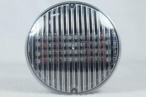 Whelen 4 Round Led Compartment Light clear 20cobccr Instructions New