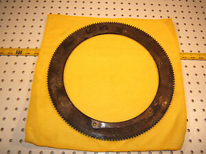 Porsche 1978 928 5 Speed Manual Transmission Fly Wheel Ring Oem 1 Gear Only